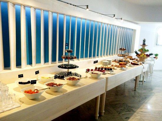 Hotel Palladium : Breakfast Buffet