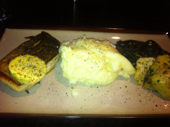 La Camera Restaurant Southgate: King fish special