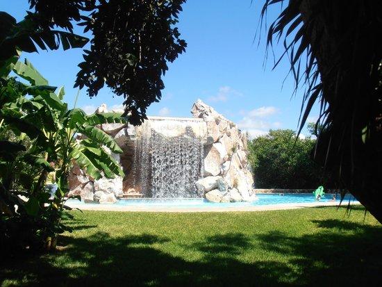 Iberostar Paraiso Beach : pool waterfall