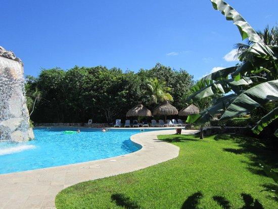 Iberostar Paraiso Beach : pool/lazy river