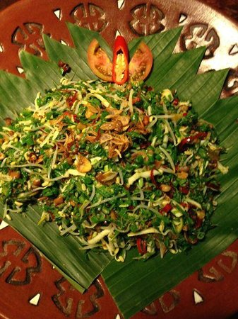 Lobong Culinary Experience: Our favorite vegetable dish!