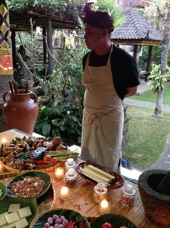 Lobong Culinary Experience: Learning about the ingredients!