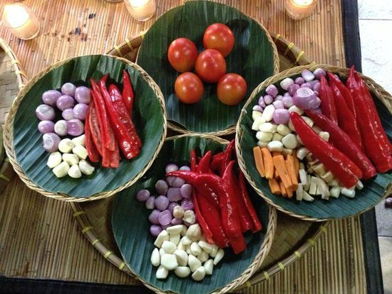 Lobong Culinary Experience: Ingredients!