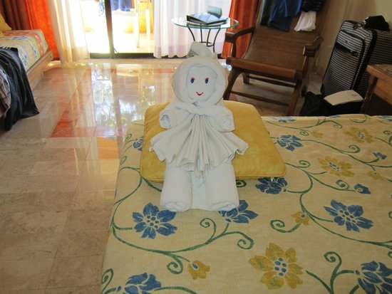 Iberostar Paraiso Beach : cute decorations