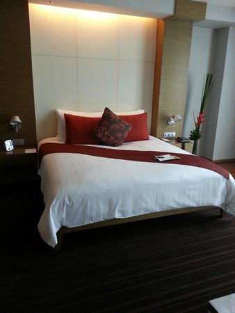 Pullman Bangkok King Power: 房間