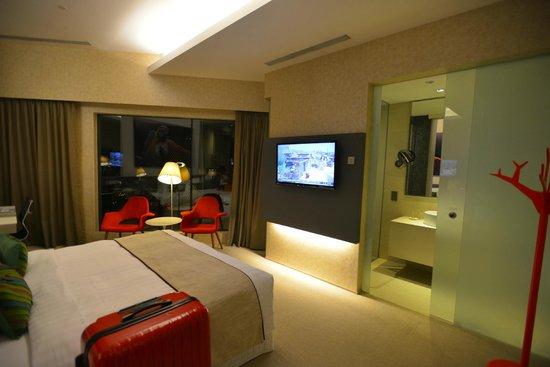 Wangz Hotel: July 2014