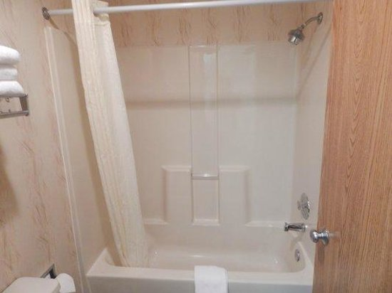 Econo Lodge Southeast: Shower