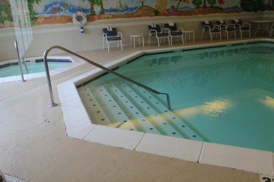 Residence Inn Kansas City Overland Park: Indoors Pool / Hot Tub