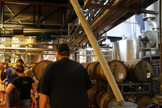 Boulevard Brewing Company: Factory Tour