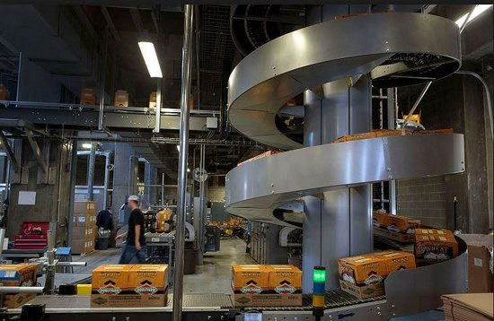 Boulevard Brewing Company: Factory