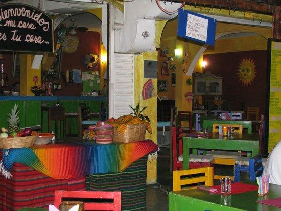 Mamacitas: Good atmosphere
