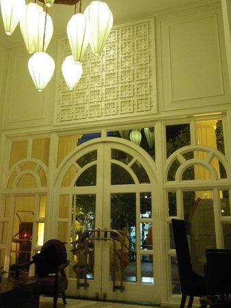 Hanoi Boutique Hotel & Spa: Reception