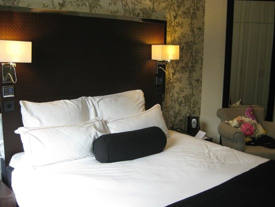 Hotel Notting Hill: Bed