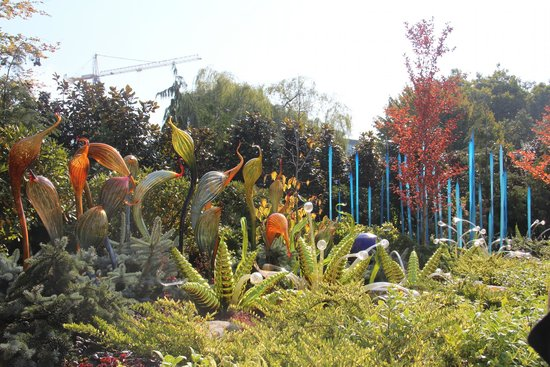 Chihuly Garden and Glass: The Garden