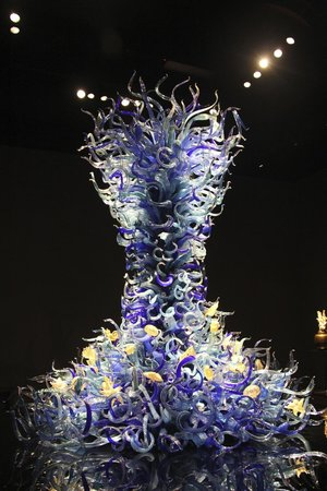 Chihuly Garden and Glass: Artwork