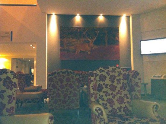 Princess Hotel Epe: Lobby hotel