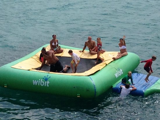 Jimmy Buffett's Margaritaville: Water Trampoline