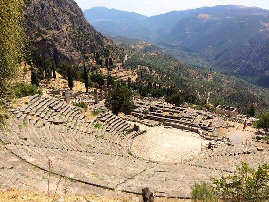 Key Tours : Delphi Photos