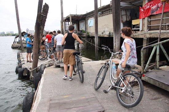 Bang Krachao: ท่าเรือคลองเตยนอก