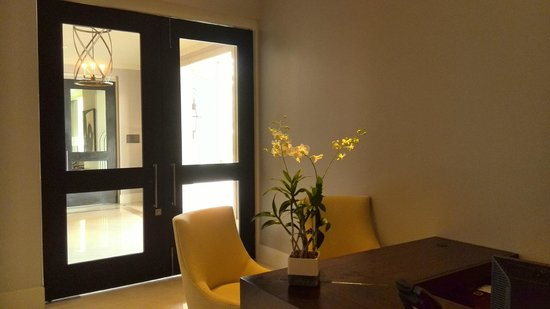 Bristol Panama: lobby