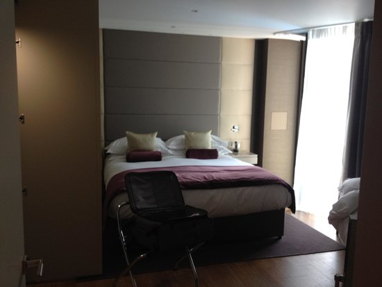 Bedroom at room in Cheval Three Quays
