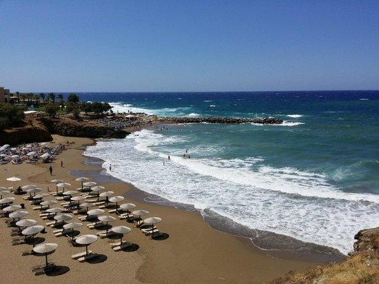 Hotel Panormo Beach : panormo village