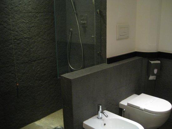 SuiteDreams Hotel: Shower