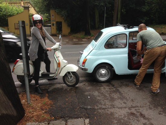 Walkabout Florence Tours: on the road!