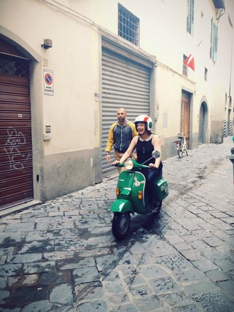 Walkabout Florence Tours: Crash course! ( no crashing)