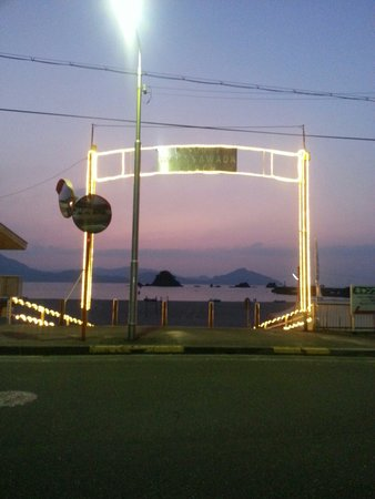 Muramiya: The beach
