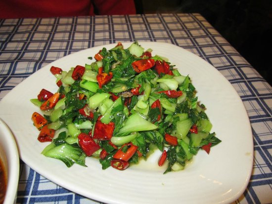 ShangHai DiShuiDong (MaoMing South Road) : Hunan Dish