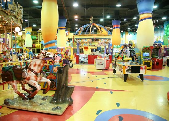 Fun City - Reef Mall, Dubai