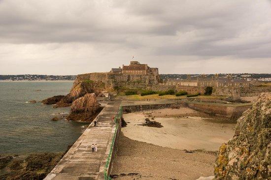 Elizabeth Castle: Castle view
