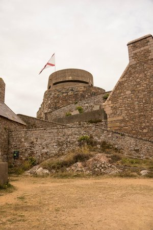 Elizabeth Castle: The keep