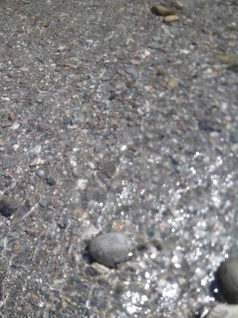 Gole Alcantara Terralcantara: Acqua della gola di Alcantara