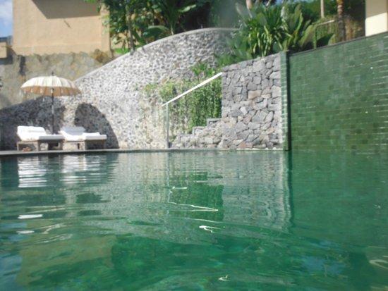 Komaneka at Tanggayuda: Main pool