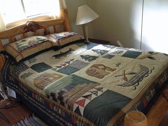 Mill Creek Resort : Bedroom