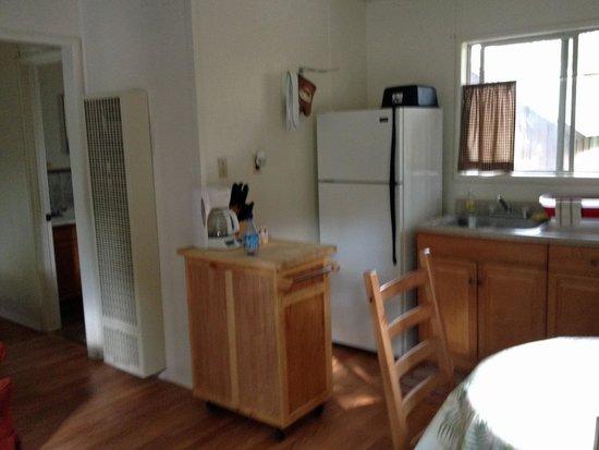 Mill Creek Resort : Kitchen