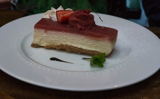 Olive & Anchor: Cheesecake