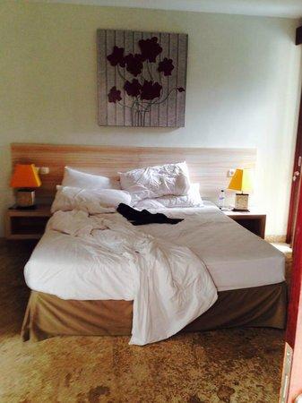 Jas Boutique Villas: master bedroom