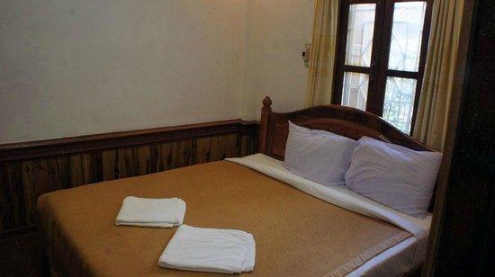 Vilayvang Guest House: autre vue de ma chambre