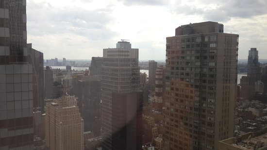 Crowne Plaza Times Square Manhattan: East View