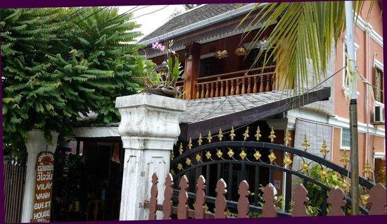 Vilayvang Guest House: vue d'ensemble