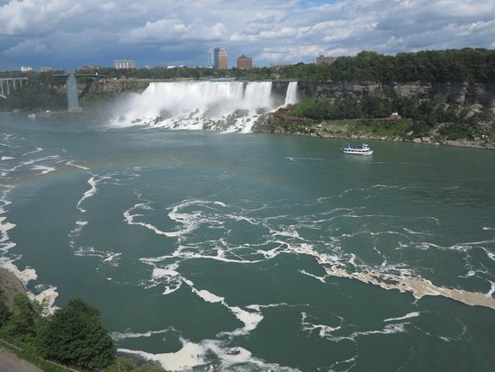 Zoom Tours: Niagara Falls on 17th July 2014