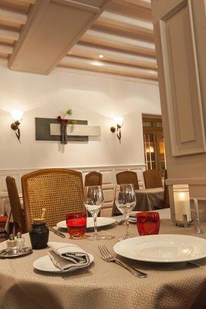 Quality Hotel du Nord Dijon Centre : Restaurant