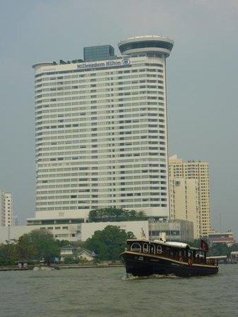 Millennium Hilton Bangkok: Millenium Hilton