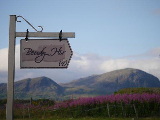 Tyddyn du Farm Luxury Suites: Local views
