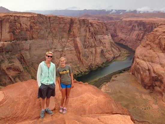 Horseshoe Bend : Incredible view