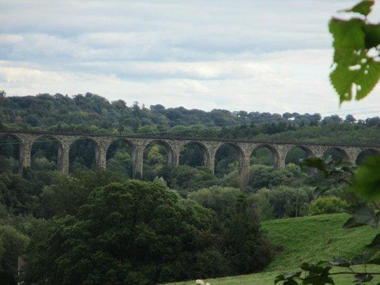 Magnificent structure - Pontcysyllte Aqueduct