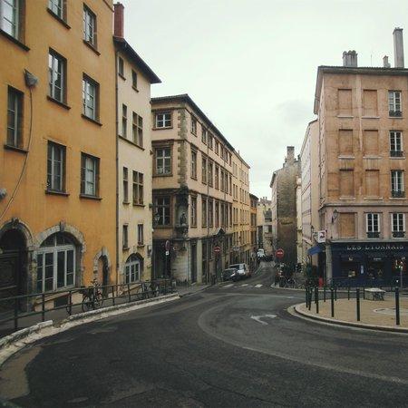 Vieux Lyon: the old town